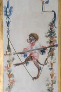 Detail from La Grande Singerie
