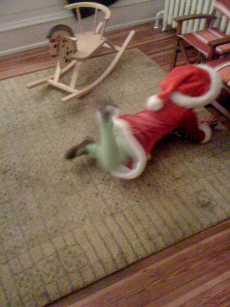 Gretta Christmas 2009
