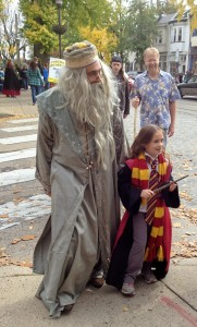 Harry Potter Weekend, Chestnut Hill, 2012